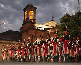 DÍA DEL EJÉRCITO ARGENTINO. 29 de Mayo de 1810