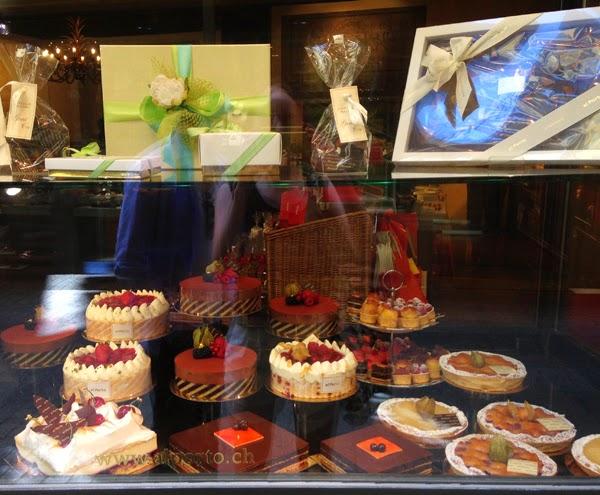 Blog we are white lions Lugano Schokolade Torte Confiserie Konditorei Schweiz Tessin Ticino Sonne