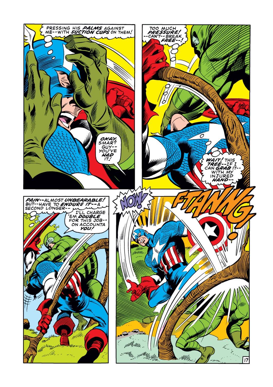 Captain America (1968) Issue #122 #36 - English 18