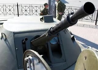 Правосудие по-одесски : под дулом нацистского пулемёта принимать решения гораздо легче (видео)