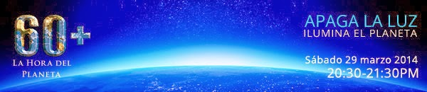 29 de marzo La Hora del Planeta