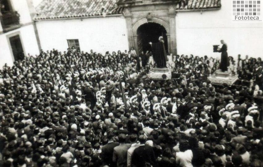 Baños Romanos Granada:Imperio Romano de Montoro en la mañana del Viernes Santo Años 40