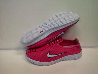 Sepatu Nike Running Slop Women pink murah