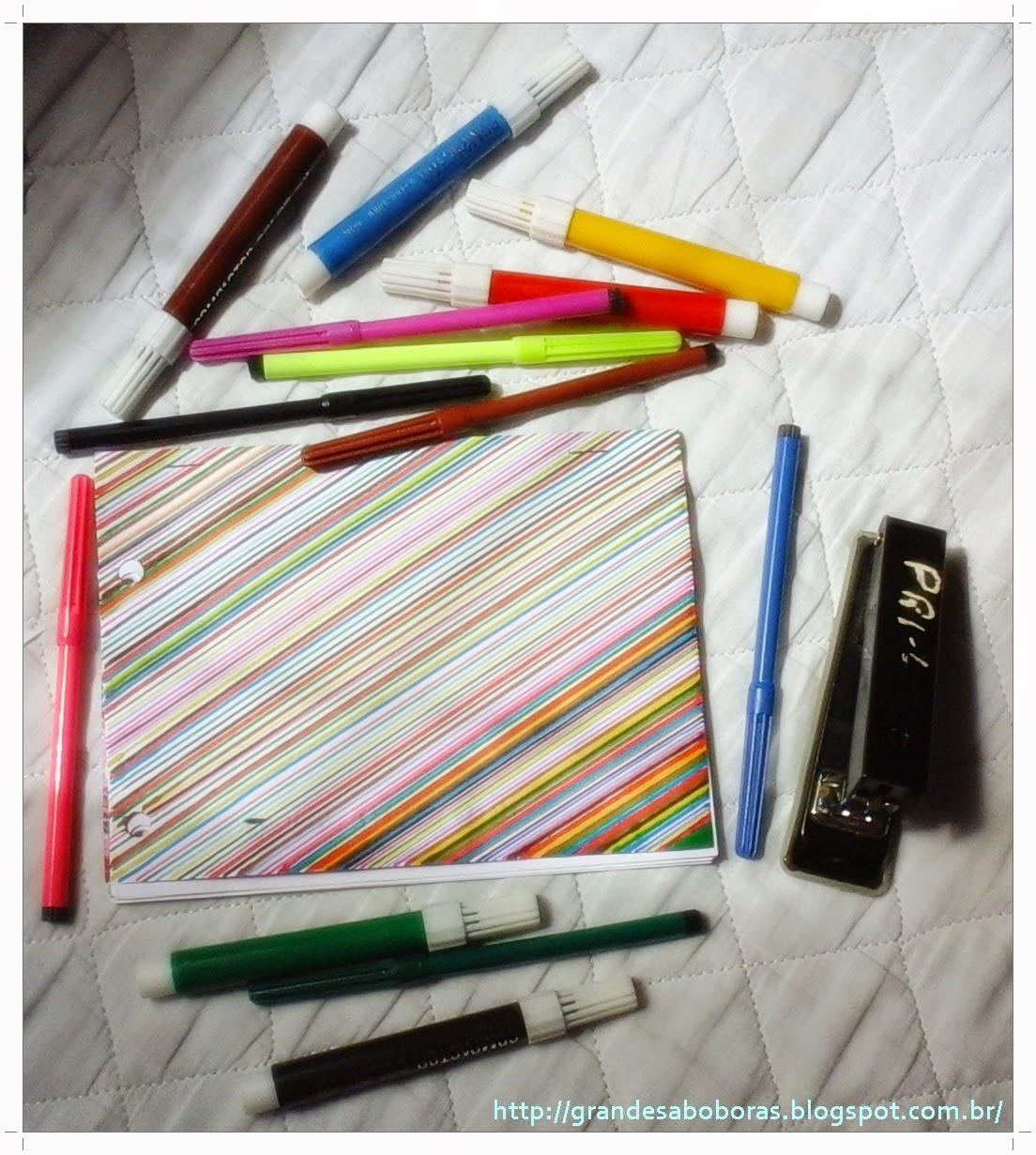 Bloco + de + anotações
