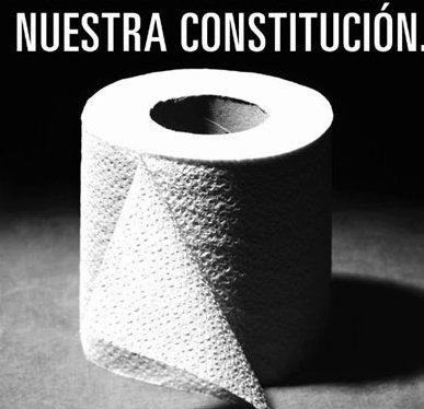 Constitucion Papel Higienico