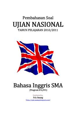Pembahasan Soal Un Bahasa Inggris Sma 2011