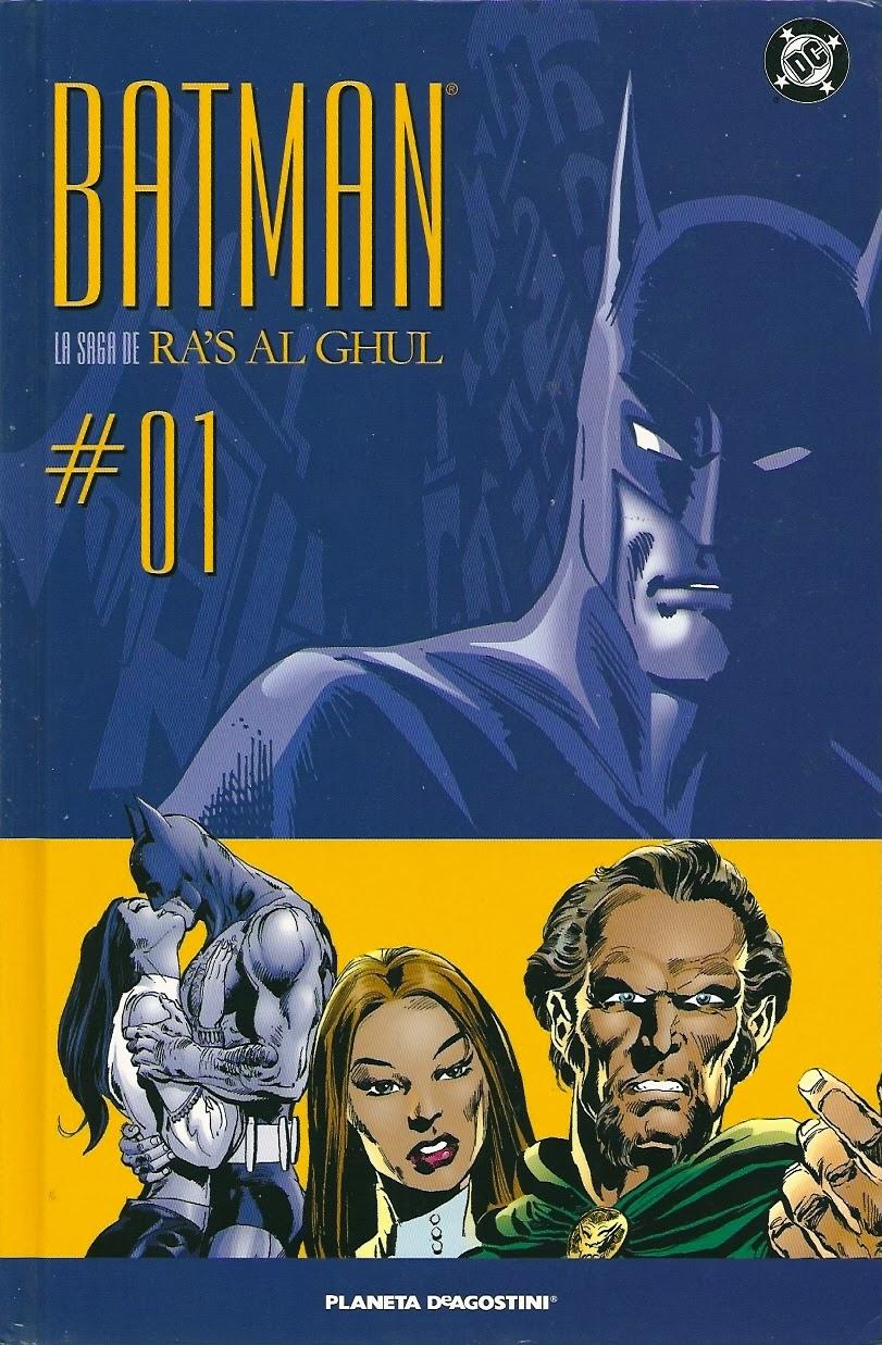 Batman: La Saga de Ra's al Gnul
