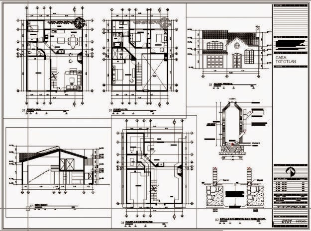 Dibujo tecnico facil de hacer planos para una casa for Hacer planos online facil
