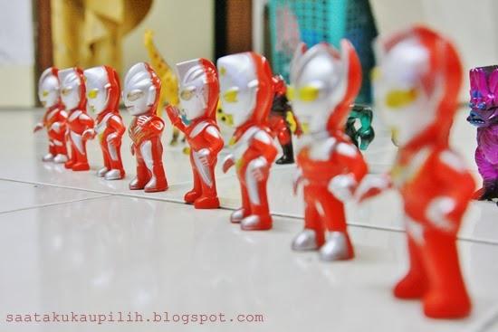 Tip Pertuturan: Pilih mainan yang boleh make up story dan realiti