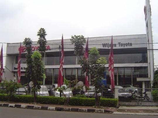 Dealer Mobil Wijaya Toyota Ahmad Yani Bandung