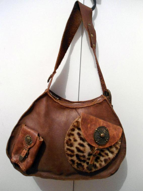 Bolsa De Couro Legitimo Artesanal : Brech? chita bonita eternizando estilos bolsas