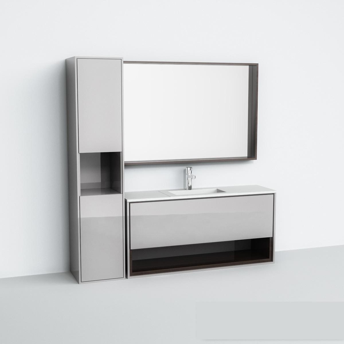 Free Sketchup 3d Model Bathroom Furniture Package 01 Architecture Design Sketchup Dwg