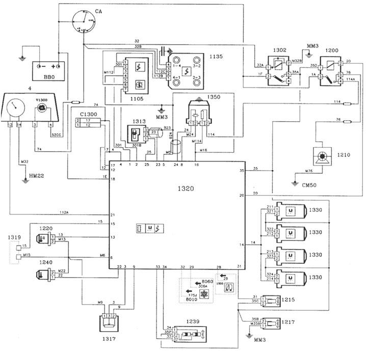 bengkel peugeot solo  art motor   peugeot 605 xu10j2z