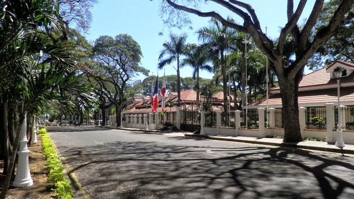 Palais de la Présidence de la Polynésie française