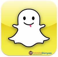 snapchat fotoğraflı chat