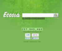 Ecosia - die grüne Suchmaschine