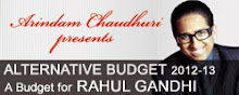 ALTERNATIVE BUDGET 2012-13 by Prof. Arindam Chaudhuri