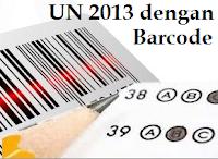 UN 2013 Menggunakan Barcode