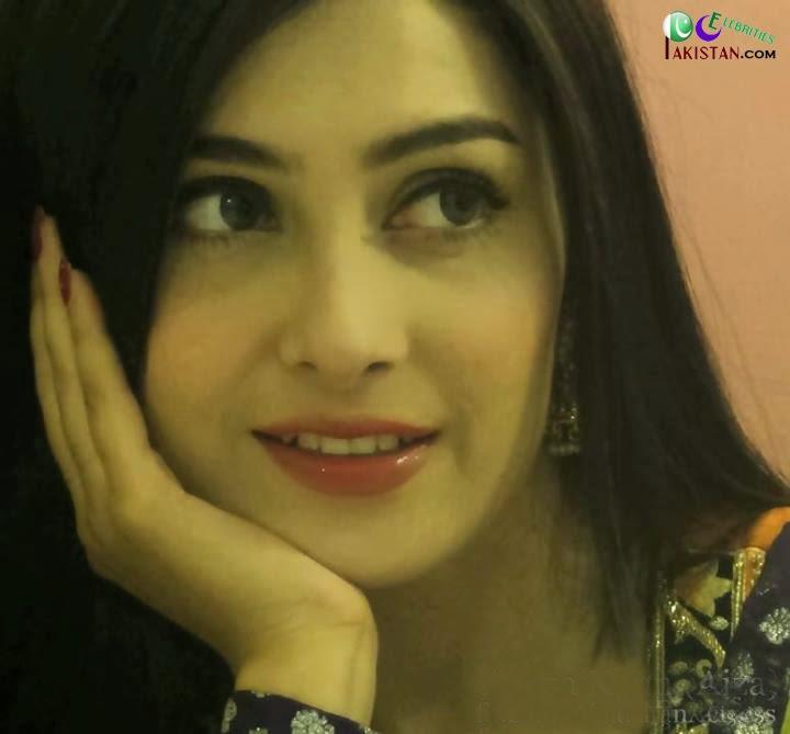 Ayeza Khan Latest Beautiful Pictures 2014