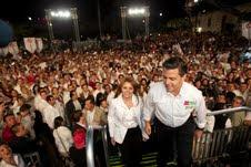 Arrasa Enrique Peña Nieto.