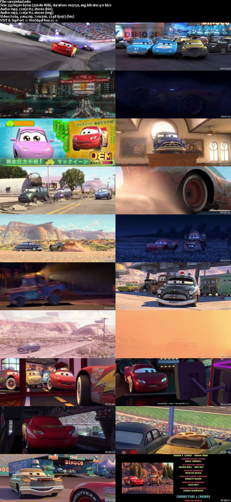 Cars  Movie Free Online Watch In Hindi