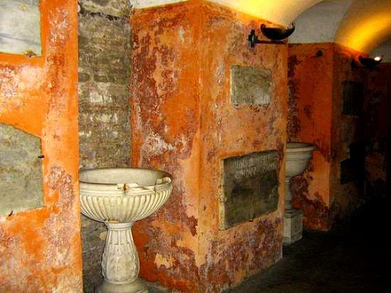 Subterráneos de Santa Cecilia