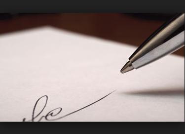 हस्ताक्षर बदलेगा भाग्य