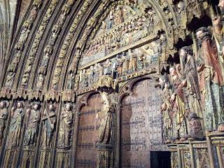 Laguardia medieval church jewel