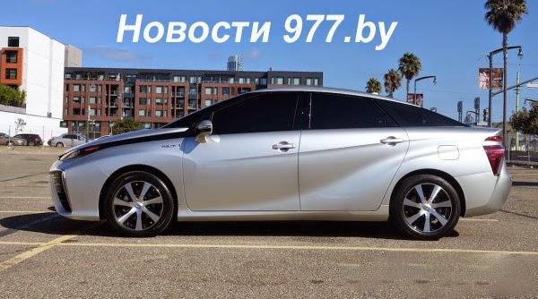 Toyota седан Mirai 977.by