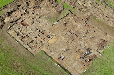 More Roman remains revealed at Cumbrian dig
