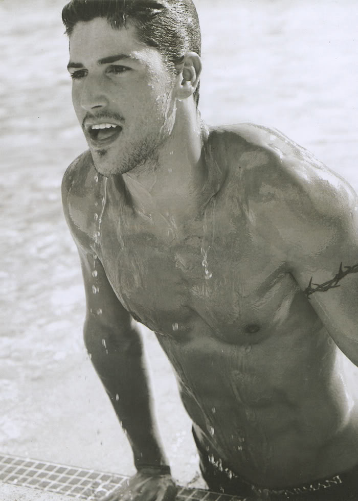фото мокрого мужика