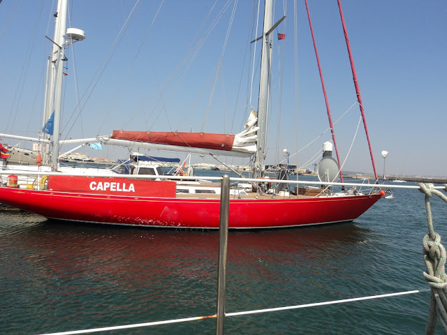 Capella Sailboat