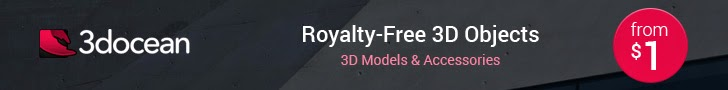 Royalty-Free 3D Objects