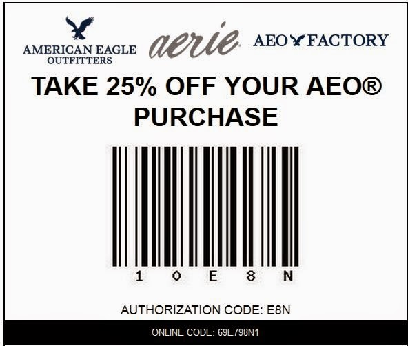 40 percent off american eagle coupon code