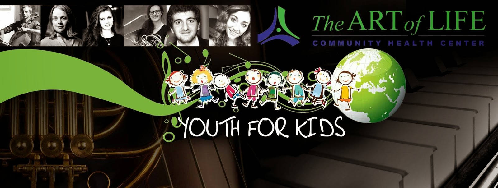 TAOL Health presents: Youth for Kids: Classical Music Charity Concert