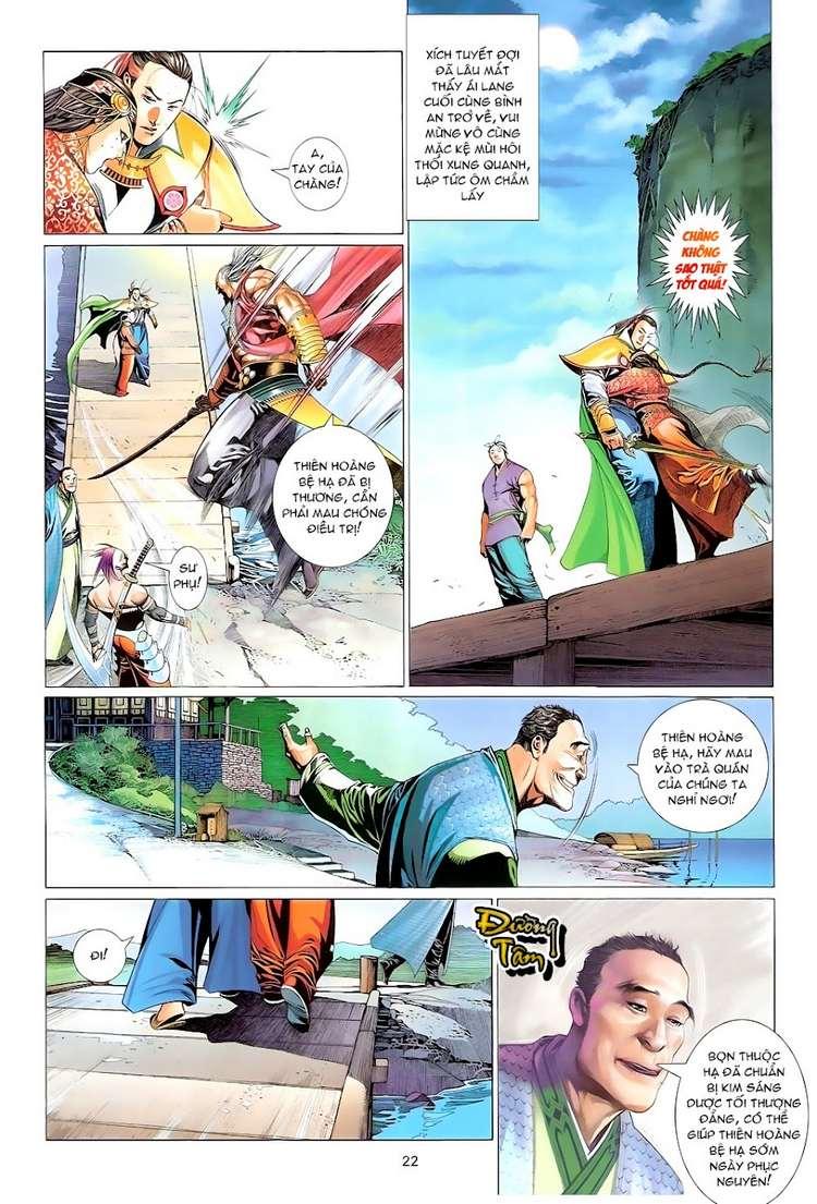 Phong Vân chap 628 Trang 22 - Mangak.info