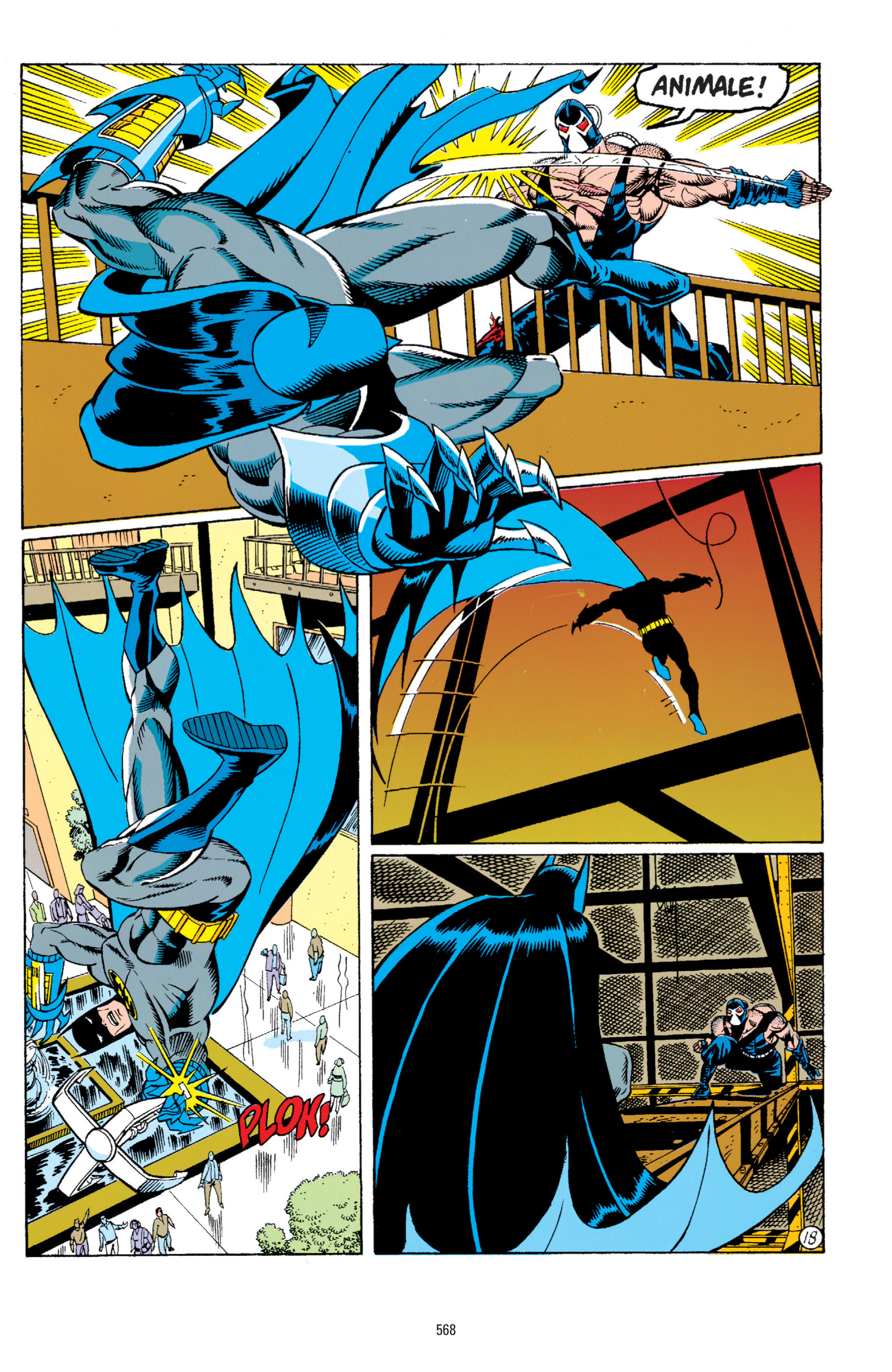 Detective Comics (1937) Issue #666 Page 19