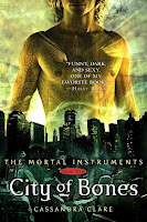 bookcover of CITY OF BONES (Mortal Instruments #1) by Cassandra Clare