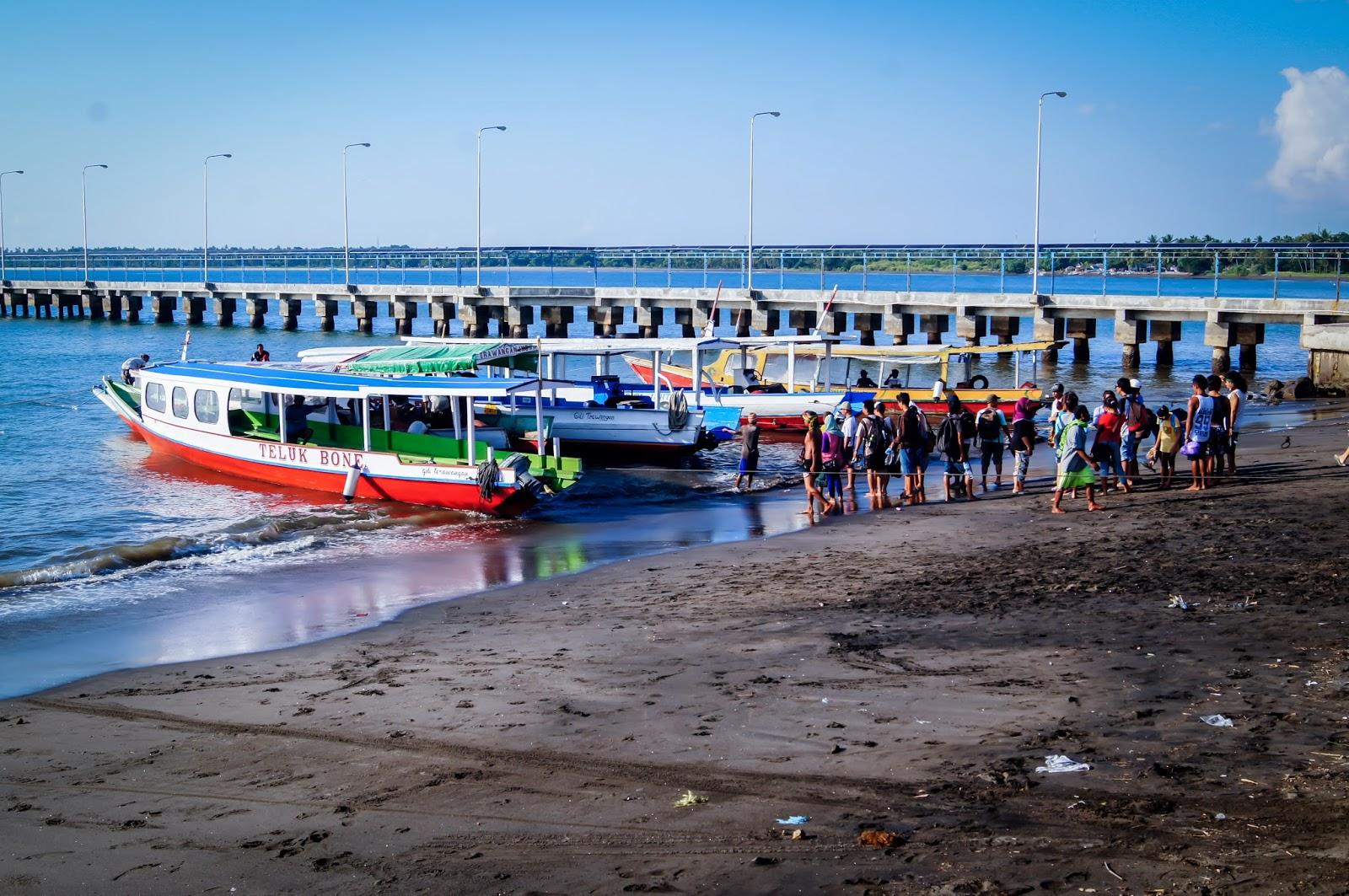 barca a gili trawangan
