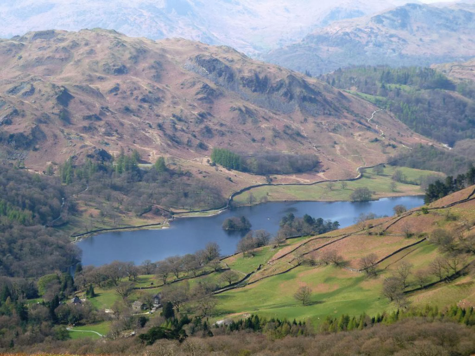 Wallpapers Rydal Water Wallpapers