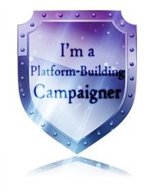 Writer&#39;s Platform-Building Campaign