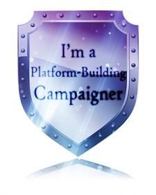 Writer's Platform-Building Campaign