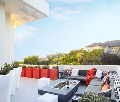 Fotos de terrazas terrazas y jardines im genes de for Fotos terrazas pequenas