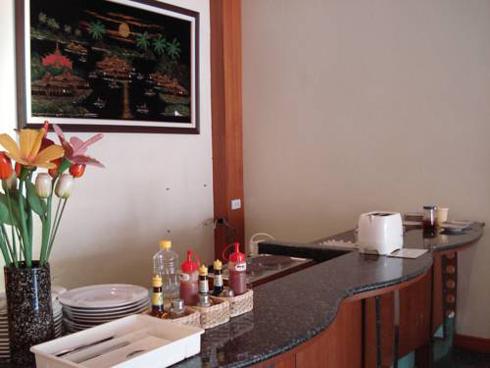 Sunwest Apartment Phuket Thailand Breakfast