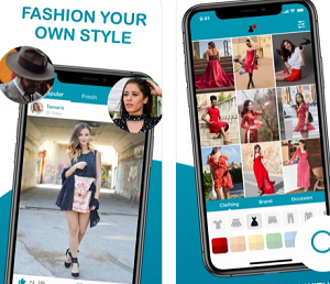 Fashion App of the Week - OOTD, Outfit Ideas - Bluepreen