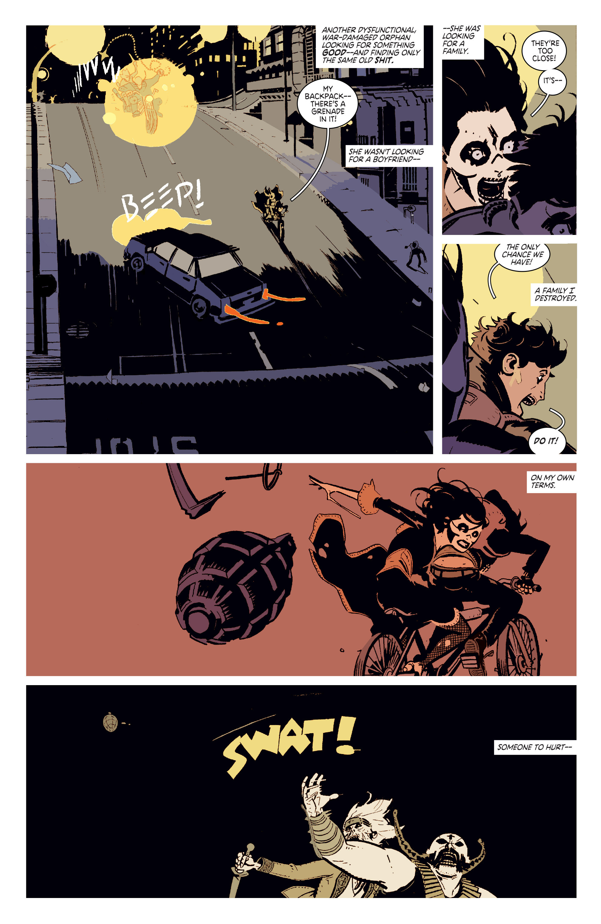 Read online Deadly Class comic -  Issue # _TPB 3 - 15