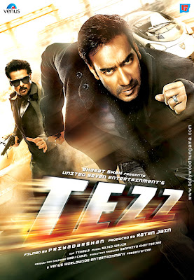Tezz Upcoming Bollywood Film