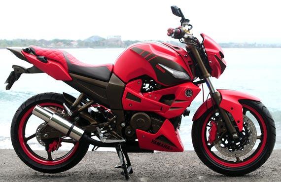 Foto Motor Yamaha Byson 2012