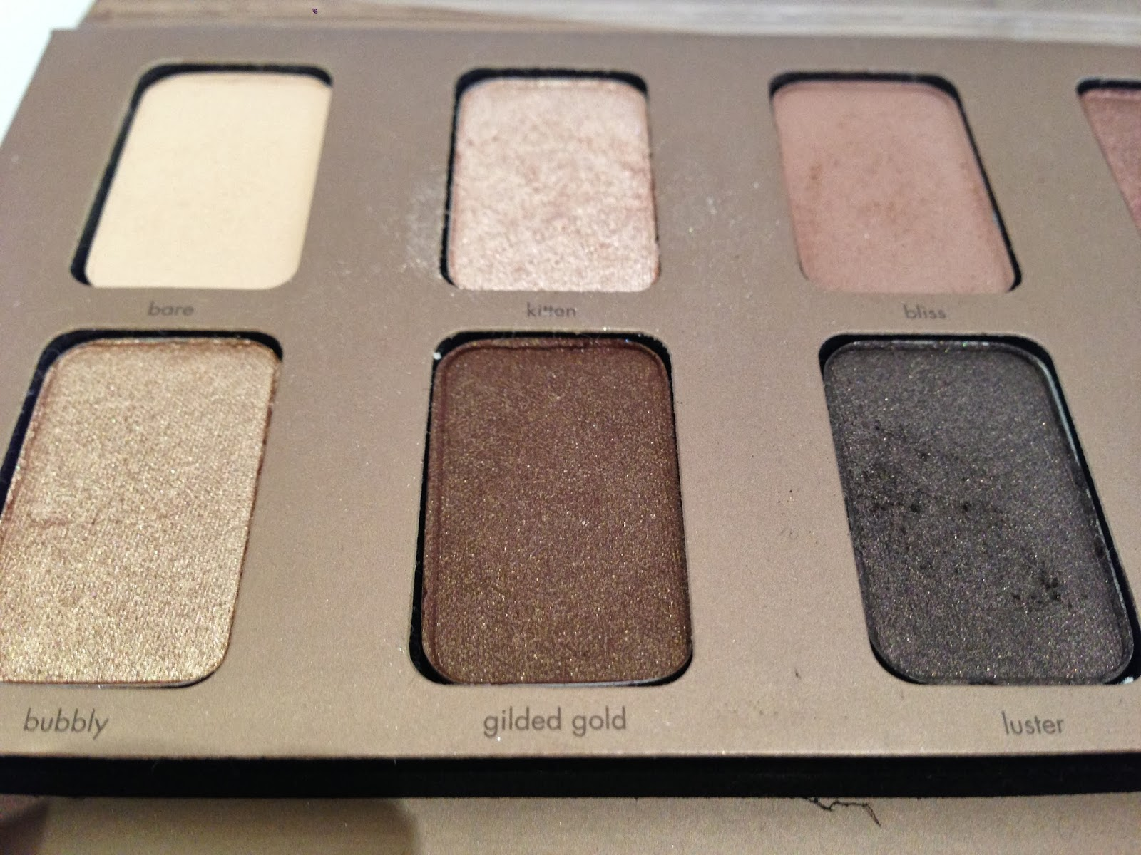 EmmasBeginning Stila Ine The Light Shadows
