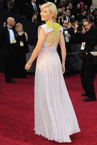 Best Academy Awards 2011 Look